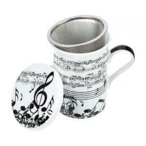 Is Anka Verlag Teacup with Tea Strainer a good match for you?