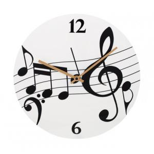 Is Anka Verlag Wallclock Music Notes B-Stock a good match for you?
