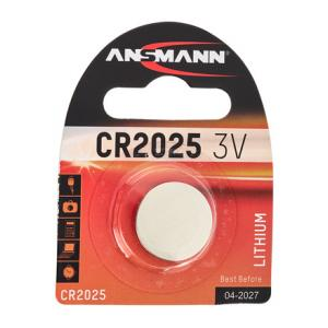 Is Ansmann CR 2025 a good match for you?