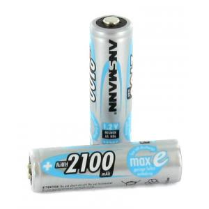 Is Ansmann maxE AA-Size recharge. 2100mAh a good match for you?