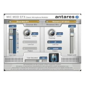 Is Antares Mic Mod EFX a good match for you?