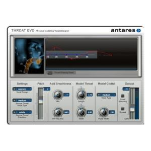 Is Antares Throat Evo a good match for you?