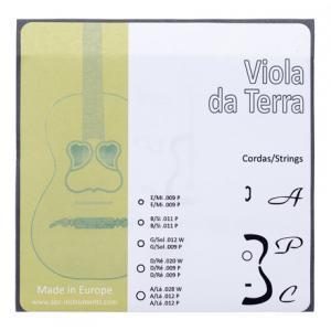 Is Antonio Pinto Carvalho Viola da Terra Strings a good match for you?