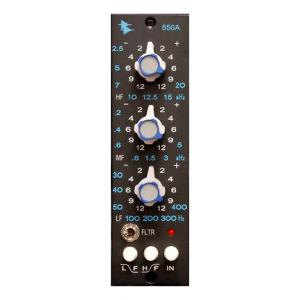 Is API Audio 550A Discrete 3 Band EQ a good match for you?