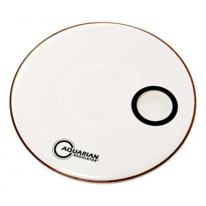 Is Aquarian 20' Regulator White Bass Drum a good match for you?