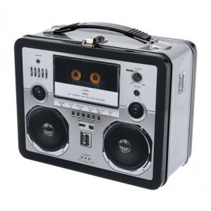 Is Aquarius Boombox Gen 2 Model Lunchbox a good match for you?