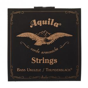 Is Aquila 140U Thunderblack Bass Ukulele a good match for you?