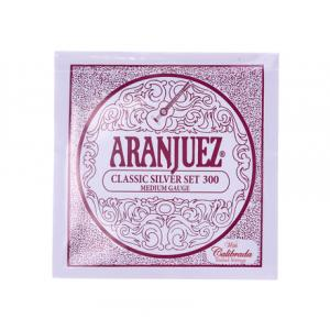Is Aranjuez A300 Classic Silver a good match for you?