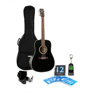 Is Art & Lutherie Dreadnought Black Bundle a good match for you?