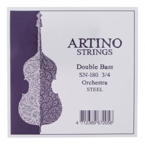 Is Artino SN-180 Double Bass Strings 3/4 a good match for you?