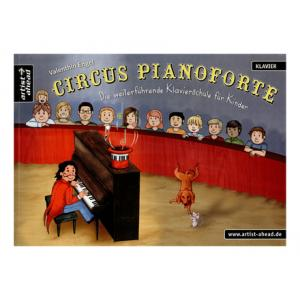 Is Artist Ahead Circus Pianoforte a good match for you?