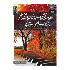 Is Artist Ahead Klavieralbum für Amelie a good match for you?