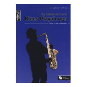 Is Artist Ahead Musikverlag Blues Playalongs f. Sax. a good match for you?