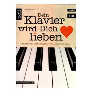 Is Artist Ahead Musikverlag Dein Klavier wird Dich lieben a good match for you?