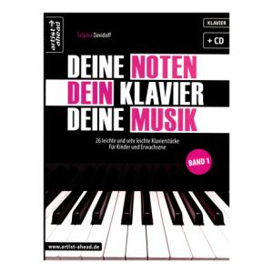 Is Artist Ahead Musikverlag Deine Noten, Dein Klavier a good match for you?