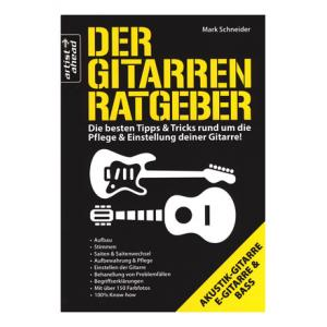 Is Artist Ahead Musikverlag Der Gitarrenratgeber a good match for you?