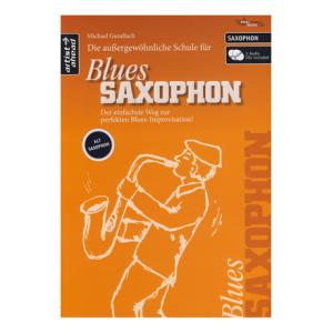 Is Artist Ahead Musikverlag Die Schule für Blues-Saxophon a good match for you?