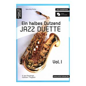 Is Artist Ahead Musikverlag Ein halbes Dutzend Jazz-Sax a good match for you?