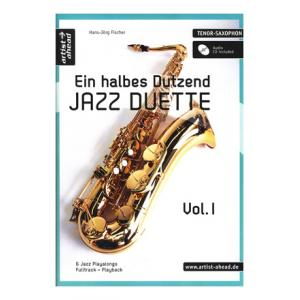 Is Artist Ahead Musikverlag Ein halbes Dutzend Jazz-T.sax a good match for you?