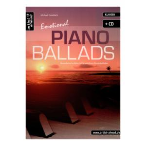 Is Artist Ahead Musikverlag Emotional Piano Ballads a good match for you?