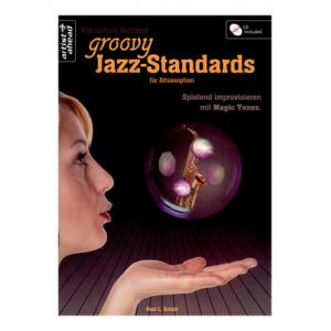 Is Artist Ahead Musikverlag Groovy Jazz Standards Altsax. a good match for you?