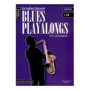 Is Artist Ahead Musikverlag Halbes Dutzend Blues Playalong a good match for you?
