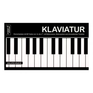 Is Artist Ahead Musikverlag Klaviatur a good match for you?