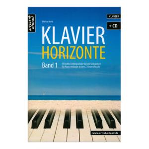 Is Artist Ahead Musikverlag Klavier-Horizonte 1 a good match for you?