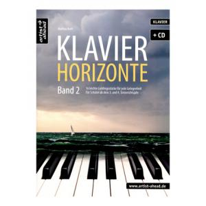 Is Artist Ahead Musikverlag Klavier-Horizonte - Band 2 a good match for you?