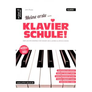 Is Artist Ahead Musikverlag Meine erste Klavierschule! a good match for you?