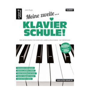 Is Artist Ahead Musikverlag Meine zweite Klavierschule a good match for you?