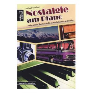 Is Artist Ahead Musikverlag Nostalgie am Piano a good match for you?