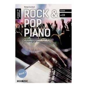 Is Artist Ahead Musikverlag Rock & Pop Piano a good match for you?