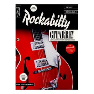 Is Artist Ahead Musikverlag Rockabilly Gitarre a good match for you?