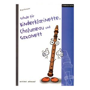 Is Artist Ahead Musikverlag Schule for Kinderklarinette a good match for you?