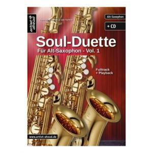 Is Artist Ahead Musikverlag Soul Duette für Alt-Saxophon a good match for you?