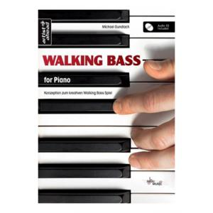 Is Artist Ahead Musikverlag Walking Bass for Piano a good match for you?