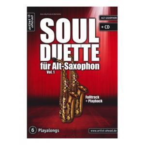 Is Artist Ahead Soul Duette für Alt-Saxophon a good match for you?