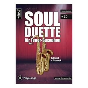 Is Artist Ahead Soul Duette für Tenorsaxophon a good match for you?