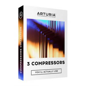 Is Arturia 3 Compressors You Actually Use a good match for you?