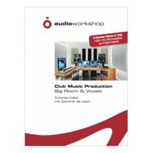 Is Audio Workshop Big Room & Vocals Tutorial DVD a good match for you?