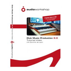 Is Audio Workshop Club Music Production 2.0 DVD a good match for you?