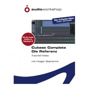 Is Audio Workshop Cubase Complete a good match for you?