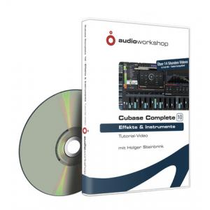 Is Audio Workshop Cubase Complete 10 Effekte a good match for you?