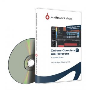 Is Audio Workshop Cubase Complete 10 Reference a good match for you?