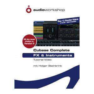Is Audio Workshop Cubase Complete FX a good match for you?