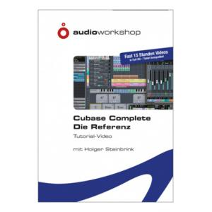 Is Audio Workshop Cubase Complete Referenz DVD a good match for you?