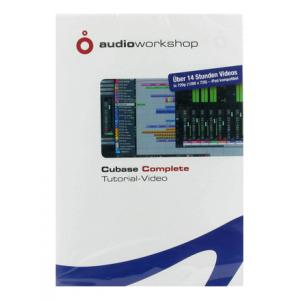 Is Audio Workshop Cubase Complete Tutorial DVD a good match for you?