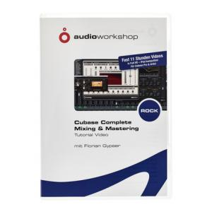 Is Audio Workshop Cubase Mixing & Mastering Rock a good match for you?