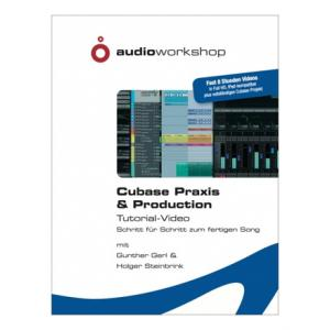 Is Audio Workshop Cubase Praxis & Production DVD a good match for you?